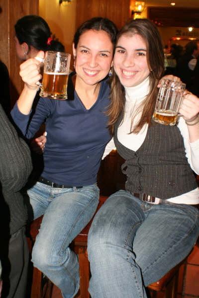 Cervezas con Sahíra