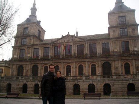 Plaza Javier y Yo Peque