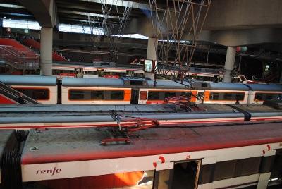 Estación de Atocha, Madrid