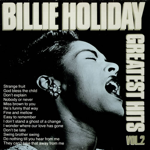 Billie+Holiday+-+Greatest+Hits+Vol.+2+-+LP+RECORD-528457